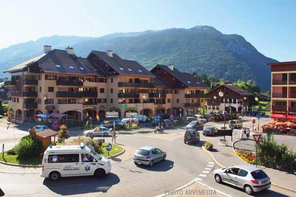 Saint Jean De Sixt Massif Des Aravis Haute Savoie